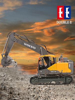 0110cf16 ea1c 4b93 8e3b dfeb30900ec9.  CR0,0,300,400 PT0 SX300 V1    - VOLVO RC Excavator Metal Shovel Remote Control Excavator 17 Channel 1/16 Scale with 2 Batteries Rc Toy Construction Truck 2.4Ghz Tractor Vehicles Toy with Lights and Sounds for Kids