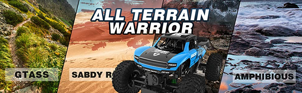 07ad615b 8494 47fc b28b 3ead76761174.  CR0,0,1940,600 PT0 SX970 V1    - WQ Amphibious RC Car Toy Remote Control Car Boat, Super Load-Bearing 4WD Off Road Racing Car, 1:12 Scale RC Truck - All Terrain Waterproof Toys Trucks for Kids and Adult