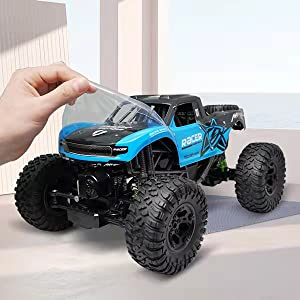 4e2b8c50 8cdf 4c4a 9513 ff347be30ac8.  CR0,0,600,600 PT0 SX300 V1    - WQ Amphibious RC Car Toy Remote Control Car Boat, Super Load-Bearing 4WD Off Road Racing Car, 1:12 Scale RC Truck - All Terrain Waterproof Toys Trucks for Kids and Adult