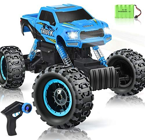 51+OA H5MmL. AC  - RC Car 2021 Newest 1/12 Scale Remote Control Car, 2.4Ghz Off Road RC Trucks with Rechargeable Battery Dual Motors Off Road RC Truck Play Electric Toy Car High Speed Racing Car for All Adults & Kids