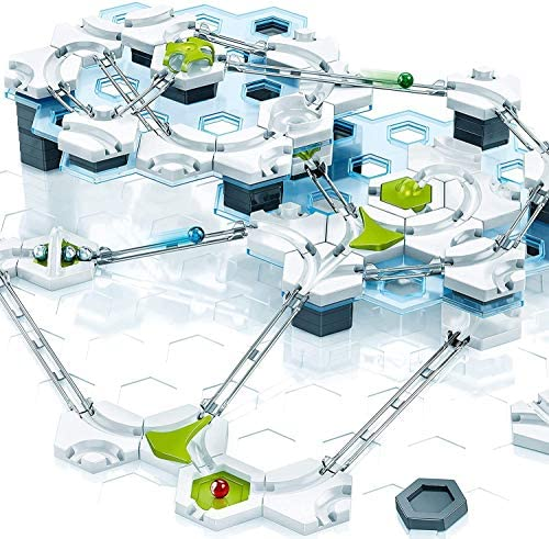 51DujW3LxxL. AC  - Ravensburger Gravitrax Starter Set Marble Run & STEM Toy For Kids Age 8 & Up - Endless Indoor Activity for Families