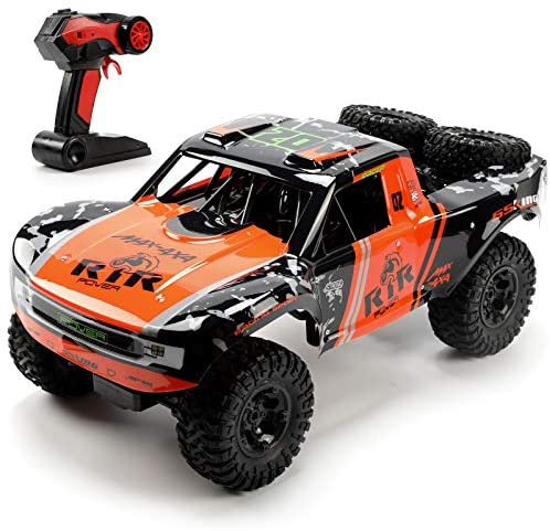 51IslBkV7WL. AC  - Bwine C11 1:10 Scale RC Car, Amphibious Remote Control Car for Boys Age 8-12, 4WD Waterproof Monster Truck, Rock Crawler Vehicle for Kids and Adults, 2 Batteries for 40+ Min Play