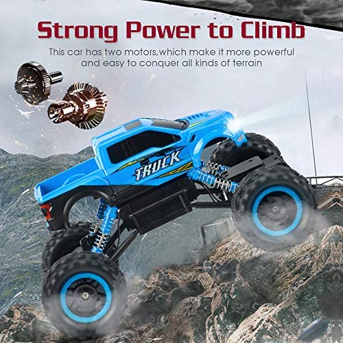 61aKQFDAaEL. AC  - RC Car 2021 Newest 1/12 Scale Remote Control Car, 2.4Ghz Off Road RC Trucks with Rechargeable Battery Dual Motors Off Road RC Truck Play Electric Toy Car High Speed Racing Car for All Adults & Kids
