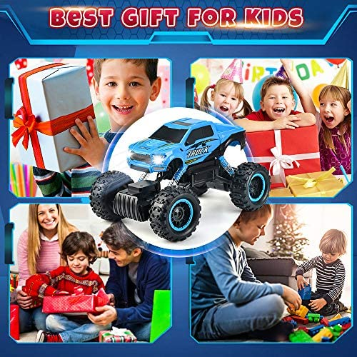 61baWNgJcjL. AC  - RC Car 2021 Newest 1/12 Scale Remote Control Car, 2.4Ghz Off Road RC Trucks with Rechargeable Battery Dual Motors Off Road RC Truck Play Electric Toy Car High Speed Racing Car for All Adults & Kids