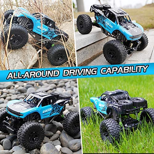 61tbjIxMQJL. AC  - WQ Amphibious RC Car Toy Remote Control Car Boat, Super Load-Bearing 4WD Off Road Racing Car, 1:12 Scale RC Truck - All Terrain Waterproof Toys Trucks for Kids and Adult