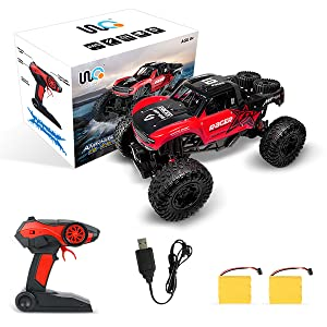 74e9a0fd 9916 4db7 8df8 efc32db86077.  CR0,0,600,600 PT0 SX300 V1    - WQ Amphibious RC Car Toy Remote Control Car Boat, Super Load-Bearing 4WD Off Road Racing Car, 1:12 Scale RC Truck - All Terrain Waterproof Toys Trucks for Kids and Adult