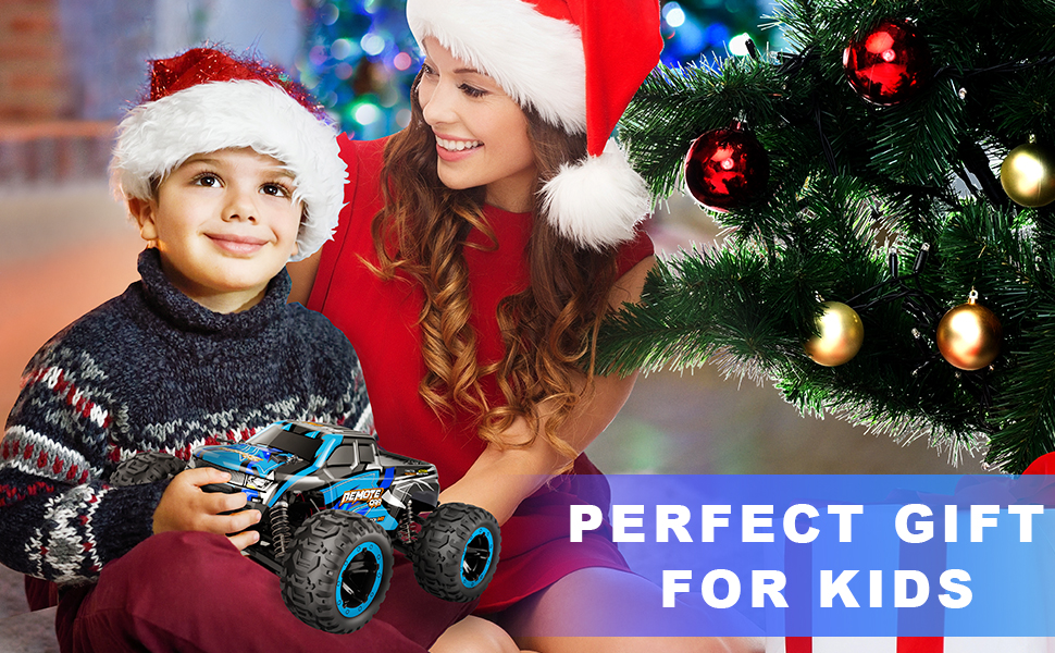 76d227ba a91b 42c4 bbbc fee6c71dfc8d.  CR0,0,970,600 PT0 SX970 V1    - PHYWESS RC Cars Remote Control Car for Boys 2.4 GHZ High Speed Racing Car, 1:16 RC Trucks 4x4 Offroad with Headlights, Electric Rock Crawler Toy Car Gift for Kids Adults Girls