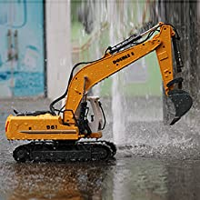 96de2d34 654e 498d a65c 6336b895b240.  CR0,0,300,300 PT0 SX220 V1    - DOUBLE E Remote Control Truck RC Excavator Toy 17 Channel 3 in 1 Claw Drill Metal Shovel Real Hydraulic Electric RC Construction Vehicle with Working Lights (Yellow)