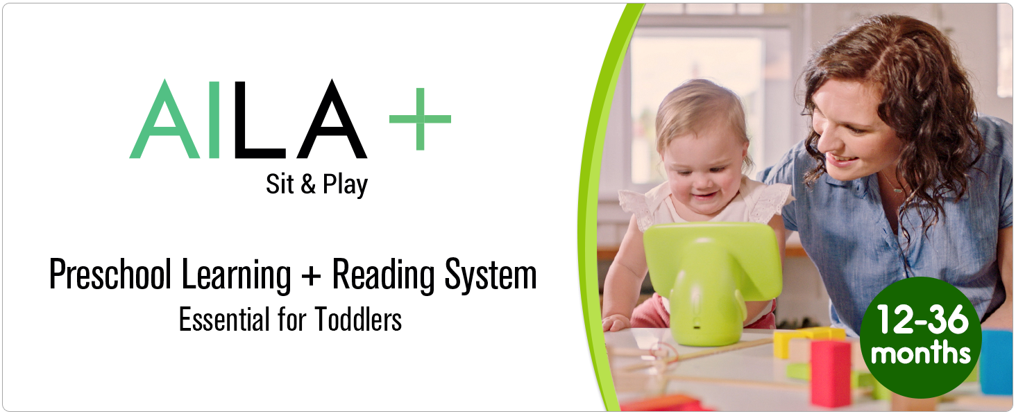 bb28c9ea 2ab4 4e43 b561 cd64562b9638.  CR0,0,1464,600 PT0 SX1464 V1    - ANIMAL ISLAND AILA Sit & Play Plus Preschool Learning and Reading System Essential for Toddlers 12-36 Months, 60 Storybooks, Letters, Numbers, Vocabulary Words, Songs Best Baby Gift Mom's Choice Gold