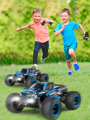 dfdbcb39 7221 48fb 8525 f8ce788bd6da.  CR0,0,300,400 PT0 SX300 V1    - PHYWESS RC Cars Remote Control Car for Boys 2.4 GHZ High Speed Racing Car, 1:16 RC Trucks 4x4 Offroad with Headlights, Electric Rock Crawler Toy Car Gift for Kids Adults Girls