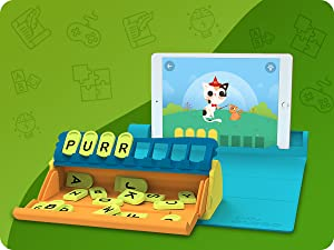 011f4085 d112 4b07 b905 8877586c8197.  CR0,0,1200,900 PT0 SX300 V1    - Plugo Letters by PlayShifu - Word Building with Phonics, Stories, Puzzles   5-10 Years Educational STEM Toy   Interactive Vocabulary Games   Boys & Girls Gift (App Based)