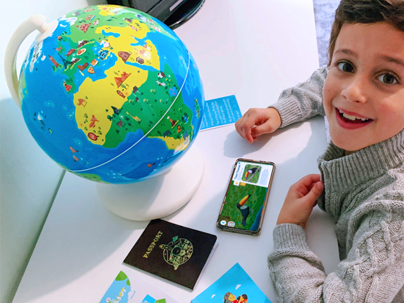 05e4fc15 416b 4c84 926a 44be1994772e.  CR0,0,800,600 PT0 SX800 V1    - Shifu Orboot (App Based): Augmented Reality Interactive Globe For Kids, Stem Toy For Boys & Girls Ages 4+ Educational Toy Gift (No Borders, No Names On Globe)