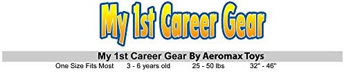 31ADSaOv83L. AC  - Aeromax My 1st Career Gear complete set of quality career oriented role play - 1CGA