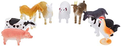 31ZgFYJReuL. AC  - Learning Resources Farm Animal Counters, 10 Different Animals, Set of 60, Ages 3+