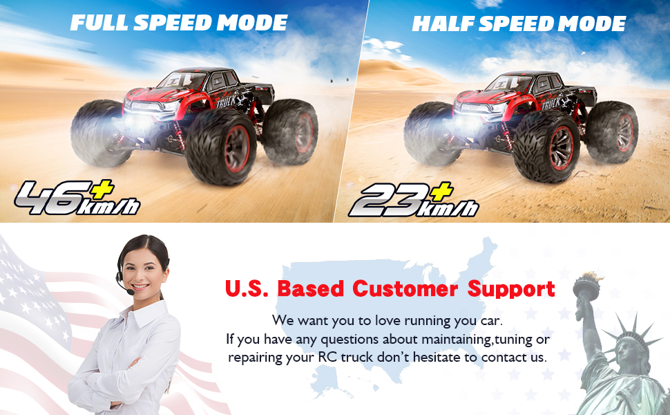 3352b614 5980 4339 9d1b 2f86d5a6d487.  CR0,0,970,600 PT0 SX970 V1    - Hosim 1:12 Scale 46+ kmh High Speed RC Cars - Boys Remote Control Cars 4WD 2.4GHz Off Road RC Monster Trucks for Adults Kids.Electric Power Radio Control Cars Gift for Children (Red)