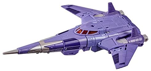 41+A7ahi9+L. AC  - Transformers Toys Generations War for Cybertron: Kingdom Voyager WFC-K9 Cyclonus Action Figure - Kids Ages 8 and Up, 7-inch