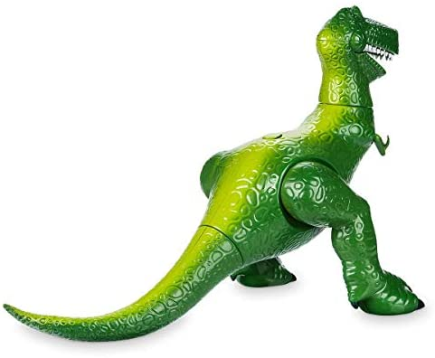 41110cFrKaL. AC  - Disney Rex Interactive Talking Action Figure - Toy Story - 12 Inch