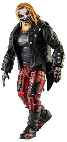 415LROFGxjL. AC  - WWE Ultimate Edition Wave 7 The Fiend Bray Wyatt Action Figure 6 in with Interchangeable Entrance JacketLanternExtra Head and Swappable Hands for Ages 8 Years Old and Up