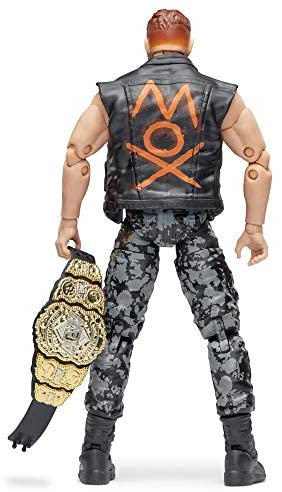 41ETaG4spsL. AC  - AEW All Elite Wrestling Unrivaled Collection Jon Moxley - 6.5-Inch Action Figure - Series 2