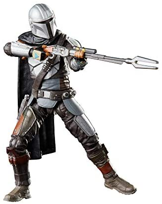 41Mwt7k7jrL. AC  - STAR WARS The Vintage Collection The Mandalorian Toy, 3.75-Inch-Scale The Mandalorian Action Figure, Toys for Kids Ages 4 and Up
