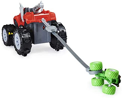 41Qb3IIB 6L. AC  - The Animal, Interactive Unboxing Toy Truck with Retractable Claws and Lights and Sounds, for Kids Aged 4 and up
