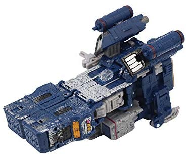 41bfImrd6tL. AC  - Transformers Toys Generations War for Cybertron Voyager Wfc-S25 Soundwave Action Figure - Siege Chapter - Adults & Kids Ages 8 & Up, 7""