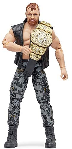 41fCVoX7cZL. AC  - AEW All Elite Wrestling Unrivaled Collection Jon Moxley - 6.5-Inch Action Figure - Series 2