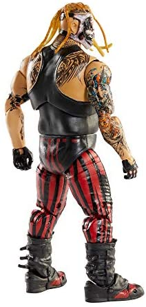 41swd4ujUhL. AC  - WWE Ultimate Edition Wave 7 The Fiend Bray Wyatt Action Figure 6 in with Interchangeable Entrance JacketLanternExtra Head and Swappable Hands for Ages 8 Years Old and Up