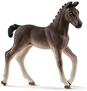 41twi6G4UQL. AC  - Schleich Horse Club, 17-Piece Playset, Horse Toys for Girls and Boys 5-12 years old Mobile Vet