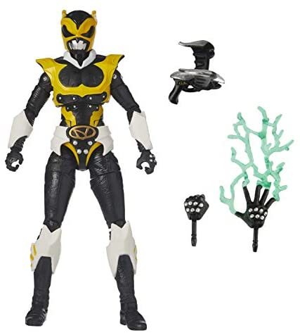 41y6ZAiaRWL. AC  - Power Rangers Lightning Collection 6-Inch in Space Psycho Rangers 5-Pack Premium Collectible Action Figure Toys with Accessories (Amazon Exclusive)