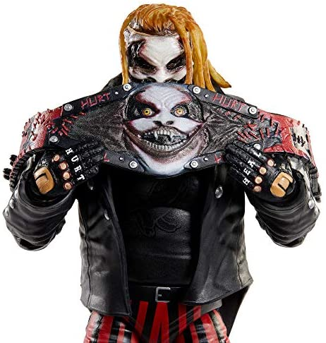 510fviIxLvL. AC  - WWE Ultimate Edition Wave 7 The Fiend Bray Wyatt Action Figure 6 in with Interchangeable Entrance JacketLanternExtra Head and Swappable Hands for Ages 8 Years Old and Up