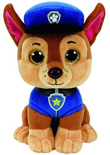 514cHpXXp8L. AC  - Ty Paw Patrol Beanie Babies - Set of 6! Marshall, Chase, Skye, Rocky, Rubble and Zuma!
