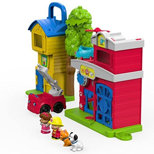 515ECaElxeL. AC  - Fisher-Price Little People Animal Rescue