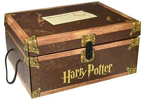 51BEBjHVF0L. AC  - The Harry Potter years 1-7