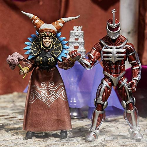 51DTaMyIcGL. AC  - PR Power Rangers Lord Zedd and Rita Repulsa Lightning Collection Action Figure 2 Pack