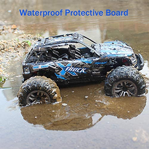 51F3M52G9IL. AC  - Fistone RC Truck 1/16 High Speed Racing Car , 24MPH 4WD Off-Road Waterproof Vehicle 2.4Ghz Radio Remote Control Monster Truck Dune Buggy Hobby Toys for Kids and Adults