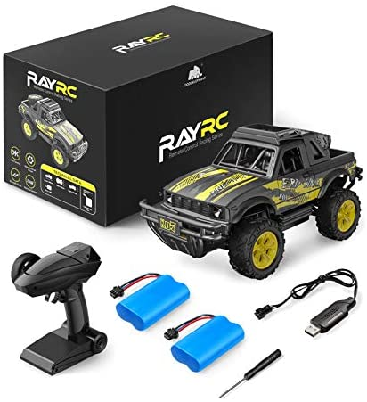 51LwkwBXDVL. AC  - Remote Control Jeep Dodoeleph 4X4 1:16 Large Off-Road Monster RC Trucks, 70Min Play 2.4GHz All Terrain Rock Cralwer with LED Light, High Speed Electric Vehicle Car Toy for Boys Kids