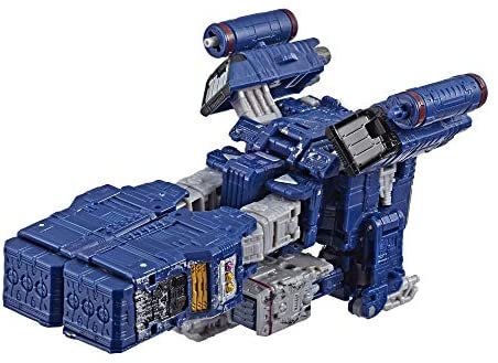 51m0MYViSML. AC  - Transformers Toys Generations War for Cybertron Voyager Wfc-S25 Soundwave Action Figure - Siege Chapter - Adults & Kids Ages 8 & Up, 7""