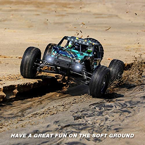 51wlOAasgnL. AC  - Remote Control Car 1:12 Scale High Speed RC Cars 42KM/H 4X4 Off-Road Trucks 2995, All Terrain Electric Powered RC Vehicle RTR Hobby Grade 40+ Min Play, Remote Control Toy Trucks for Boys and Adults