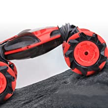 59f1780c a659 4295 a1f9 6e6ce8d1c9b7.  CR0,0,1000,1000 PT0 SX220 V1    - GoolRC RC Stunt Car, 4WD 2.4GHz Remote Control Car, Deformable All-Terrain Off Road Car, 360 Degree Flips Double Sided Rotating Race Car with Gesture Sensor Watch Lights Music for Kids (Blue)