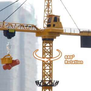 5c0eb612 b099 46a9 9c74 b2d9ef3a65c7.  CR0,0,300,300 PT0 SX300 V1    - Mini Tudou RC Crane Toy,50.4 inch Tall 2.4GHz Remote Control Robotic Excavator,Educational Construction Vehicles Toy for Ages 6,7,8,9 Boys or Girls