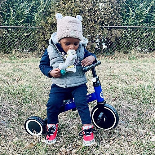 61BOYw73s0L. AC  - XJD 3 in 1 Kids Tricycles for 10 Month-3 Years Old Kids Trike 3 Wheel Toddler Bike Boys Girls Trikes for Toddler Tricycles Baby Bike Trike Upgrade 2.0