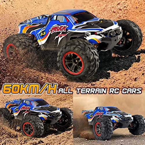 61BmHbIq26L. AC  - INGQU 1:10 Scale High Speed 60km/h 4WD Off-Road RC Car 2.4Ghz Brushless Remote Control Monster Truck