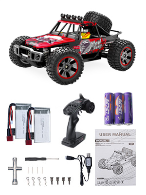 9ed95919 ec2a 41fd b3a0 1ef045b16b49.  CR0,0,300,400 PT0 SX300 V1    - RC Cars, 1/10 Scale Large High-Speed Remote Control Car for Adults Kids, 48+ kmh 4WD 2.4GHz Off-Road Monster RC Truck, All Terrain Electric Vehicle Toys Boys Gift with 2 Batteries for 40+ Min Play