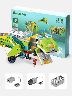 a0463d95 f778 4829 af44 51f2b2344f83.  CR0,0,300,400 PT0 SX300 V1    - WOOLIKE Robot Kit 100+ in 1 Robot Toys,STEM Educational Coding Science Kits for Kids ,APP Remote Control Building Robot Kit for Boys and Girls Age 6+ Years Old