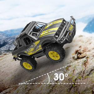 ac64c276 73b0 4338 9a4a 28cba03ce4c1.  CR0,0,300,300 PT0 SX300 V1    - Remote Control Jeep Dodoeleph 4X4 1:16 Large Off-Road Monster RC Trucks, 70Min Play 2.4GHz All Terrain Rock Cralwer with LED Light, High Speed Electric Vehicle Car Toy for Boys Kids