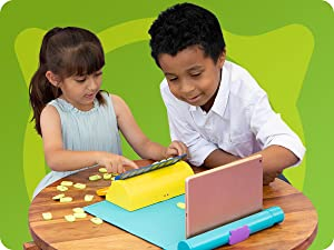 ad798418 1bc5 48a5 96ff 69b9f85038bc.  CR0,0,1200,900 PT0 SX300 V1    - Plugo Letters by PlayShifu - Word Building with Phonics, Stories, Puzzles   5-10 Years Educational STEM Toy   Interactive Vocabulary Games   Boys & Girls Gift (App Based)