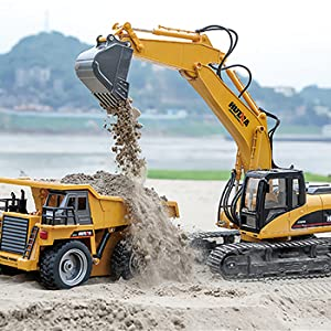 b450548b a74e 4f00 9903 2133844b219b.  CR0,0,350,350 PT0 SX300 V1    - TEMA1985 Remote Control Excavator Toys with Metal Shovel 15 Channel Full Functional RC Construction Vehicles with Lights & Sound 2.4Ghz RC Excavator Toys for Boys