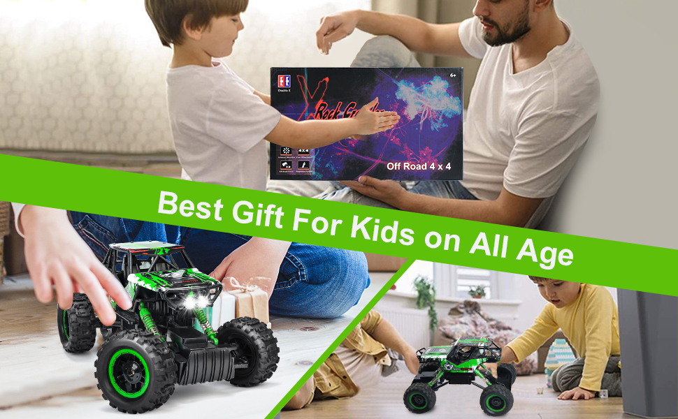 ebb0339a 7615 430d 8b21 dbc569f1116c.  CR0,0,970,600 PT0 SX970 V1    - DOUBLE E RC Car 1:12 Remote Control Car Monster Trucks with Head Lights 4WD Off All Terrain RC Car Rechargeable Vehicles