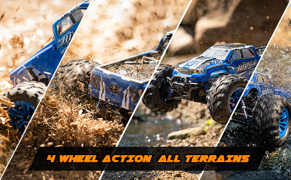 fea4278a 9fc9 4173 acd0 50d4f141bf32.  CR0,0,970,600 PT0 SX970 V1    - Soyee RC Cars 1:10 Scale RTR 46km/h High Speed Remote Control Car All Terrain Hobby Grade 4WD Off-Road Waterproof Monster Truck Electric Toys for Kids and Adults -1600mAh Batteries x2